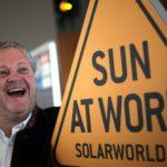 Solarworld ソラーパネルの業界最大手 倒産