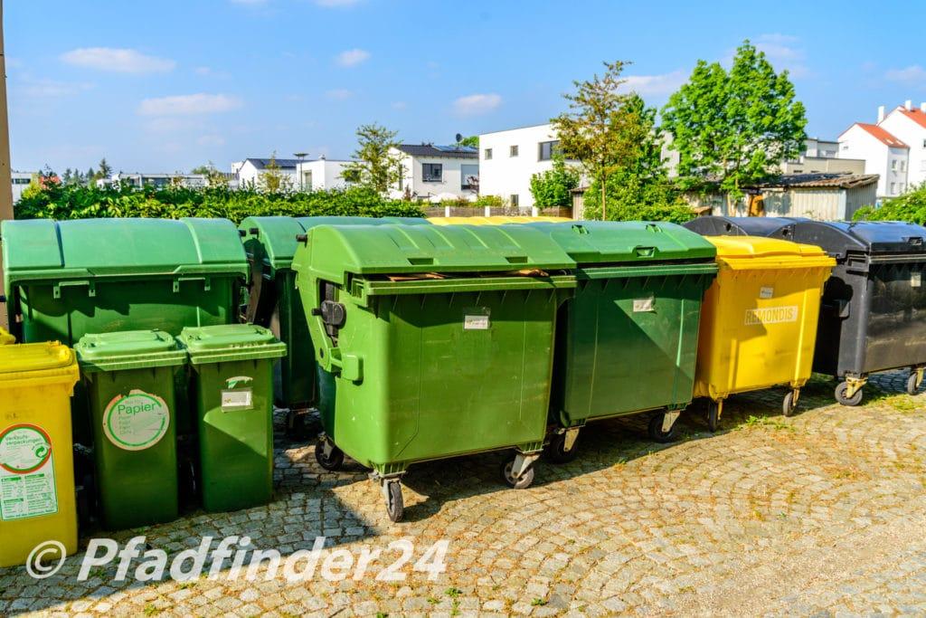 【超簡単】 ドイツのゴミの出し方 - 日本より高いリサイクル率!