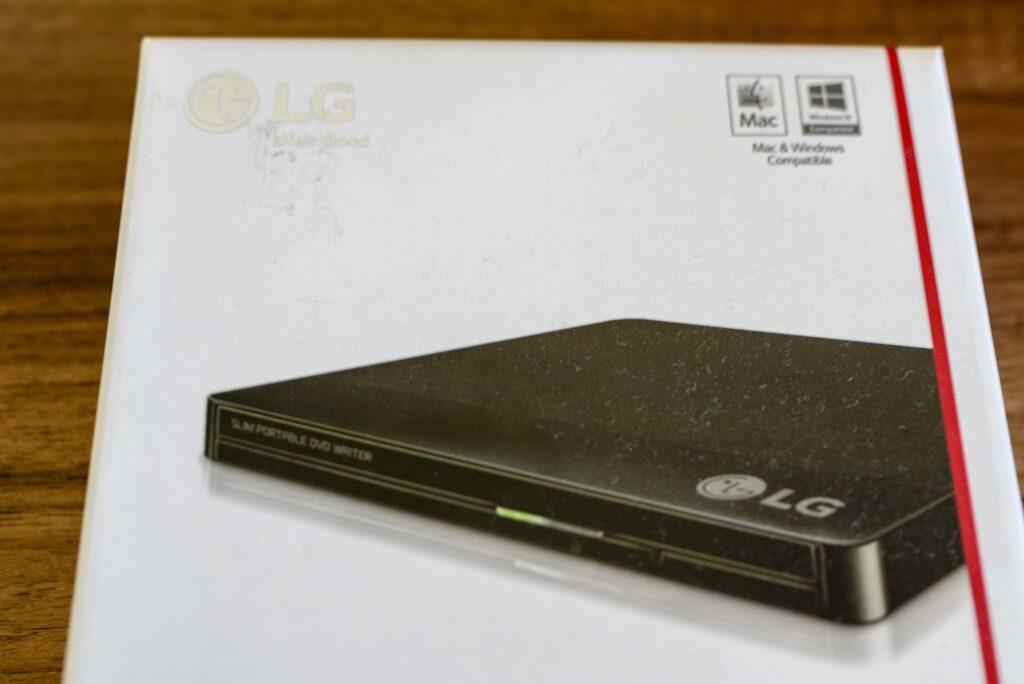 DVD Laufwerk