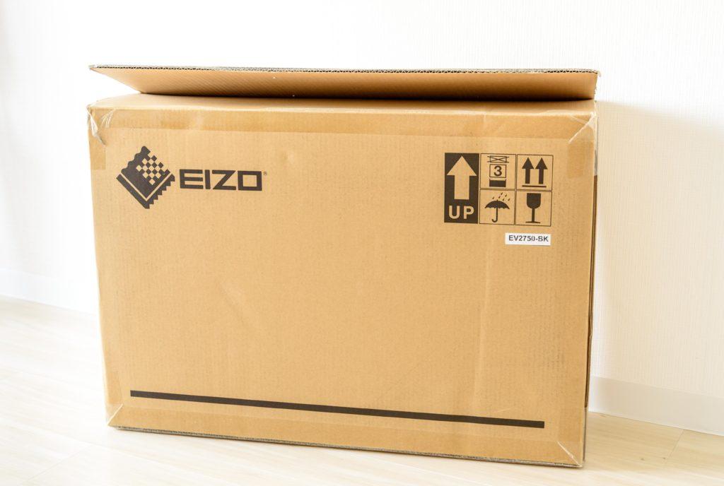 Eizo FlexScan EV2750-BK ここが気に入った!& 微妙な点 | Pfadfinder24