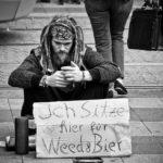 ドイツで物乞い 誰でもやっていいの?