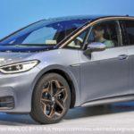 VW 大衆向け電気自動車 ID.3 販売開始!