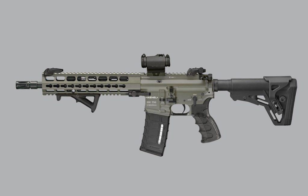 MK556 ドイツ軍の新しい標準突撃銃決定!