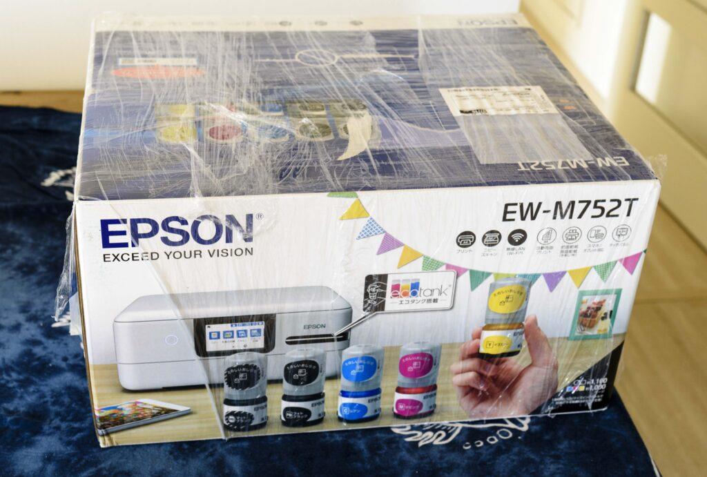 エプソン プリンター EW-M752T 悪魔のソフトにご用心!