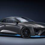 第三世代の電気自動車 3分で満タン 航続距離800Km!