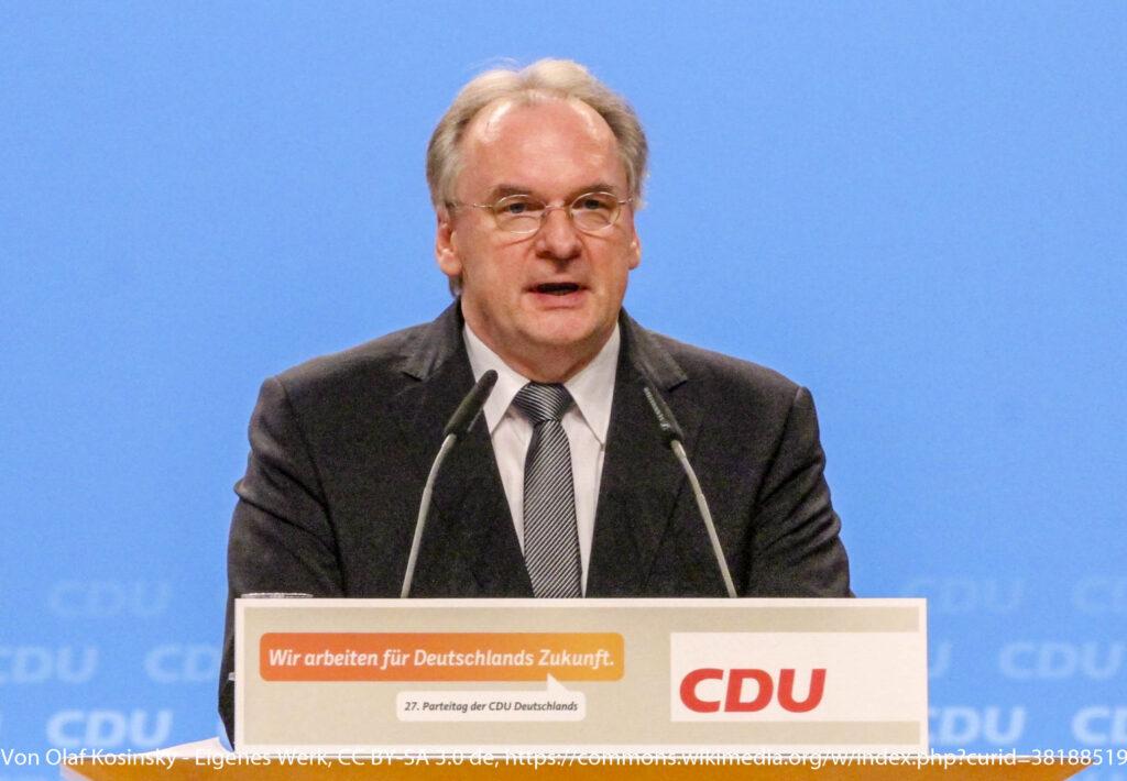 CDU ハーゼルロォッフ ザクセンアンハルト州選挙を制す