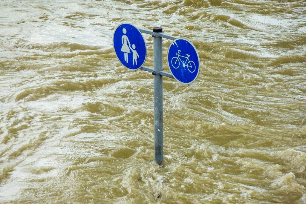 ドイツで大洪水発生 DAX 今年最大の下げ幅を記録!